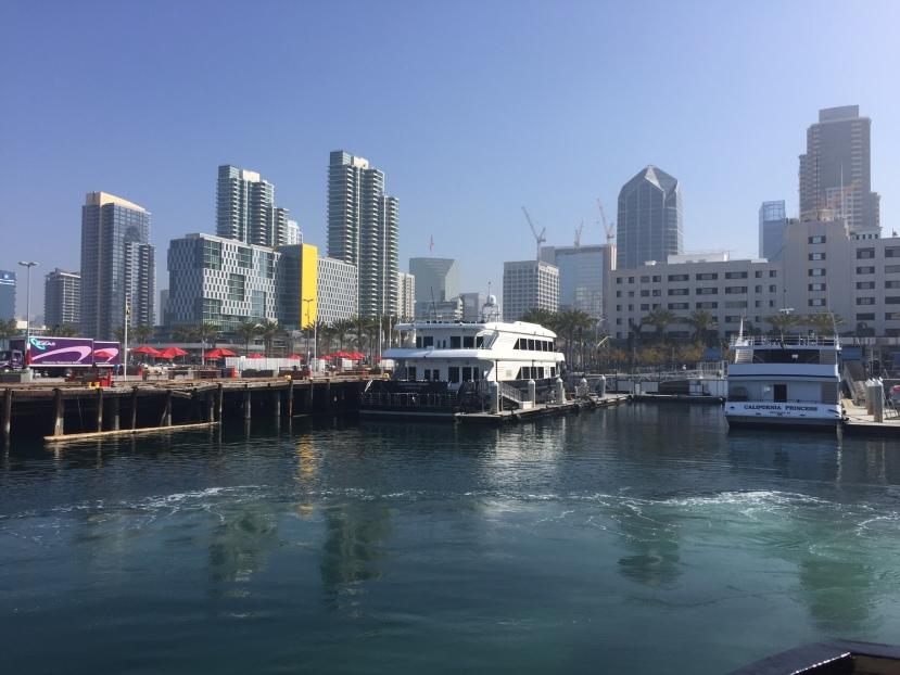 San Diego and Oceanside,CA